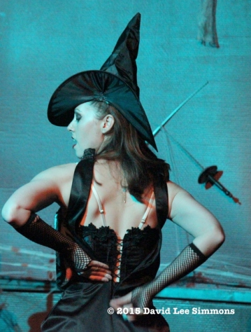 The bewitching Madame Mystere