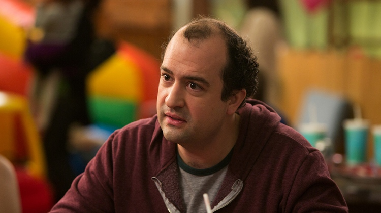"Steve Zissis in HBO's ""Togetherness"" (HB)"