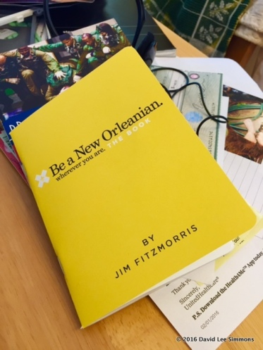 1-Be a New Orleanian Booklet